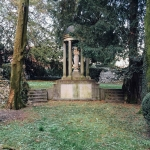 Giulio and Antonia Beccaria's grave
